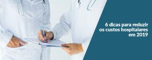 reduzir os custos hospitalares
