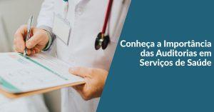 auditorias em serviços de saúde